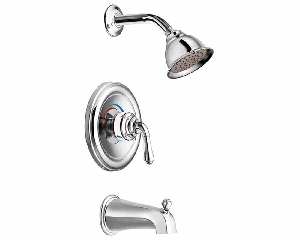 Bath & Shower Fixtures