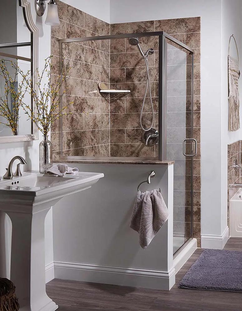 Walk-in Shower Remodel